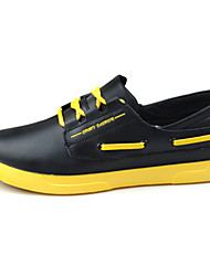 Men's Shoes Comfort Flat Heel Rubber Boat Shoes Shoes More Colors available