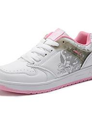 zapatos de las zapatillas de deporte zapatos de moda skate de las mujeres más colores disponibles