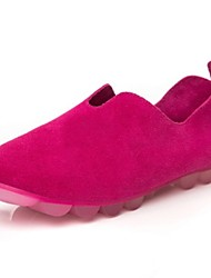Women's Shoes Round Flat Heel Loafers Shoes More Colors available