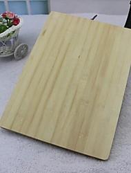 tábua de cortar bambu, bambu 26 × 36 × 1,5 centímetros (10,3 × 14,2 × 0,6 polegadas)