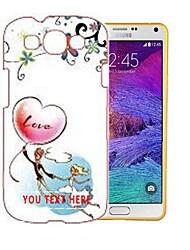 personalisierte anime Abbildungen Design Plastiktelefonkasten für Samsung s3