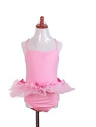 Ballet Kid's Sweet Ballet Condole Belt Dress Kids Dance Costumes