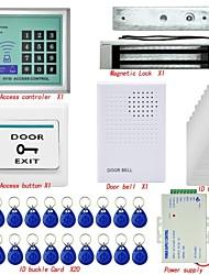 danmini enkel toegang kit card + wachtwoord mjpt008