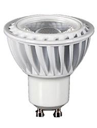 5W GU10 LED Spotlight MR16 1 COB 350-400 lm Warm White Dimmable AC 220-240 V