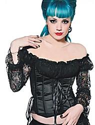 corsets noite do laço da véspera