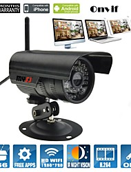 720P WIFI IP CAMERA,Restoring TheFactory With Key Functions