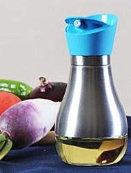 mohozone® inoxydable Verre de pot d'acier de la sauce de soja bouteille 400ml