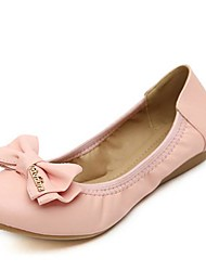 Women's Shoes Round Toe Flat Heel Flats with Bowknot Shoes More Colors available