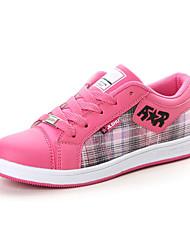 scarpe da tennis pattini di modo delle donne skateboard faux scarpe di camoscio più colori disponibili
