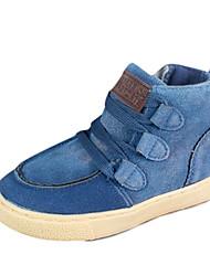 Sneakers de diseño ( Azul ) - Comfort - Ante Sintético