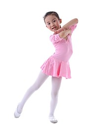 Ballet Kid's Fashion Long Sleeve Practice Dress(More Colors) Kids Dance Costumes