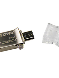 Gloway 32gb usb pen drive flash de OTG