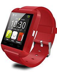 u reloj u8 más poligrafía SmartWatch portátil bluetooth reloj inteligente para iOS / Android