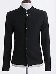 cappotto degli uomini Maidu la giacca tunica cinese di moda