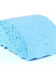 """carsetcity acqua pva extra soft """"d"""" forma spugna camoscio lavaggio auto assorbente pulizia casa spugna spugna"""