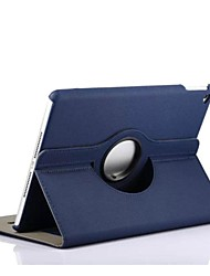 Hot Selling High Quality Ultra Slim PU Leather Case for iPad Air 2 (Assorted Colors)