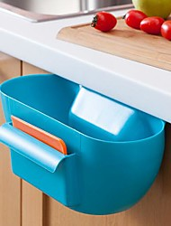 Plastic Kitchen Waste Storage Box/Kitchen Receive a Case(Assorted Color)