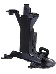 WEIFENG WF-301 Universal Car Windshield Swivel Mount Holder for Ipad / GPS / Tablet (Black)