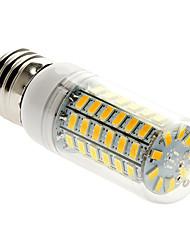 15W E26/E27 Lâmpadas Espiga T 69 SMD 5730 1500 lm Branco Quente AC 220-240 V 1 pç