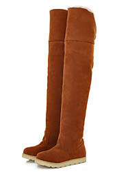 Women's Shoes Fashion Boots Flat Heel Over The Knee Boots More Colors available