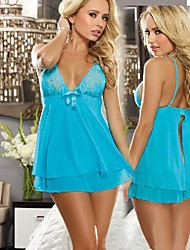 Sexy Lingerie Babydoll Dress Nightwear