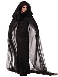 Costumes de Cosplay / Costume de Soirée Ange et Diable / Déguisements Thème Film/TV Fête / Célébration Déguisement Halloween NoirCouleur