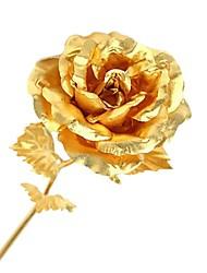 Valentijnsdag geschenk 24-karaats bladgoud steeg open