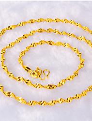 Seven gold Women's Fancy Necklace