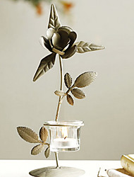 Romantic Rose Candle Holder