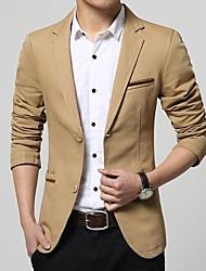 moda casual pequeña chaqueta de los hombres
