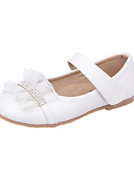 Girls' Shoes Round Toe Comfort Mary Jane Flats Shoes More Colors available