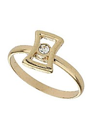 la bague en diamant de façon concise des femmes (1pc)