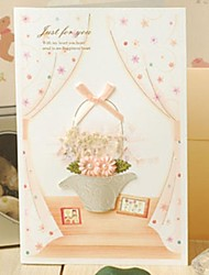 The Flower Basket General Thank You Card