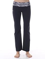 Yokaland Hip Self-Cultivation Boot-cut Yoga Pants with Print