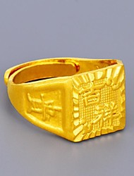 Obsses Elegant Gold Plating Ring