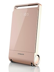 AIRMASS I7 Air Purifier Champagne for Home and Office