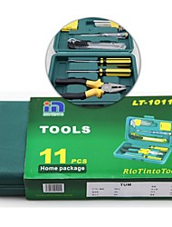 LEBOSH®Toolkit Emergency Maintenance For Driving 11 PCS