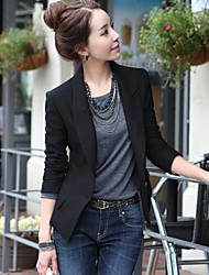 Women's Fashion Long Sleeve Blazer