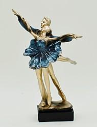 """11,8 """"amoureux h de ballet en résine décoration décoration"""