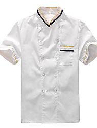 White Food Hygiene Work Clothes