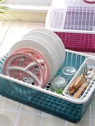 armoire transparente avec couvercle, plastique 45 × 32 × 41 cm (17,8 × 12,6 × 16,2 pouces)