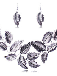 fashion set liga do vintage das mulheres gaorui