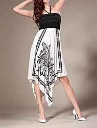женская сексуальная большие качели груди завернутый Клубная одежда платье