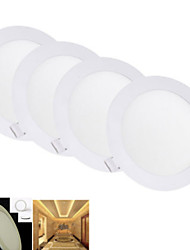 100 SMD 2835 2000 LM Cool White Recessed Retrofit LED Ceiling Lights / LED Panel Lights AC 85-265 V