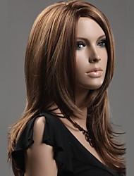 la mode féminine blonds ondulés stratifié perruque de cheveux bouclés