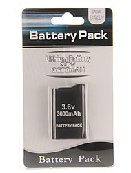 Rechargeable Battery Pack for Sony PSP (3600mAh) (GM073)