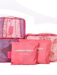 Five-in-one Portable Waterproof Set Bag
