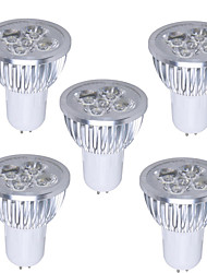 5 pcs MORSEN GU5.3(MR16) 1 SMD 2835 350-400 LM Cool White PAR38 LED Spotlight AC 85-265 V