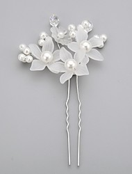 Imitation Pearls Wedding/Special Occasion Hairpins