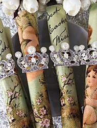 Crown Napkin Ring-Set of 4